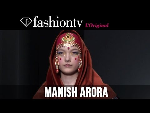 Designer's Inspiration: Manish Arora Fall/Winter 2014-15 | Paris Fashion Week PFW | FashionTV