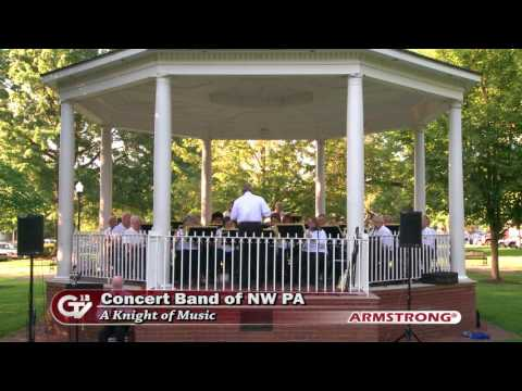 Concert Band of NW PA-A Knight of Music