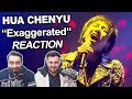 """Hua Chenyu - Exaggerated"" Singers Reaction"