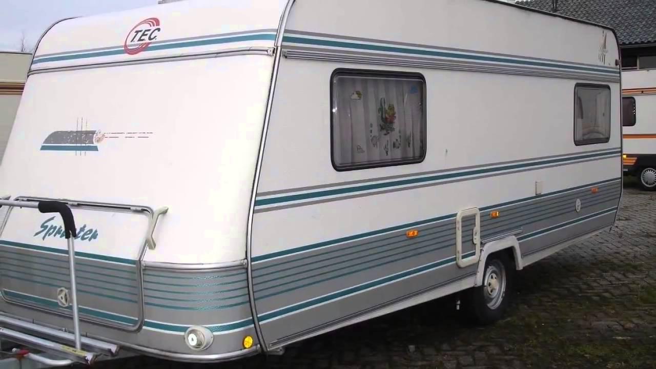 Caravan te koop tec 555 tk kinderkamer met kleine schade for Kleine hoeve te koop