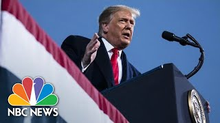 Trump Holds Campaign Rally In Allentown, Pennsylvania | NBC News