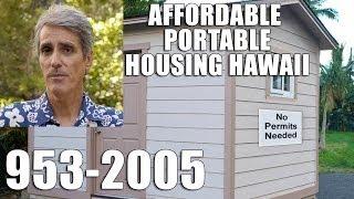 Jobsite Office Trailer Rental Hawaii | 808-953-2005 | Hawaii Jobsite Office Trailer Rental
