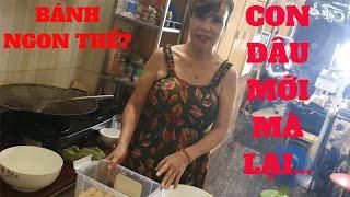 Chuẩn bị nhân bánh Rằm tháng 7, ăn to như Tết nguyên đán cả nhà ạ/cô dâu 62 tuổi