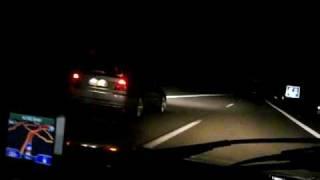 Mitsubishi Evo VI Makinen Edition 500PS vs. Golf 2 16V Turbo Heilbronn