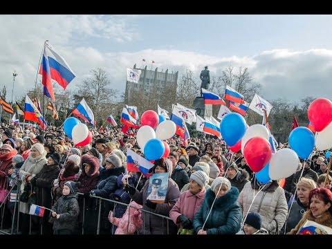 Обращение Путина Севастополь