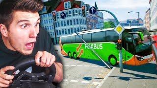 Ich fahre den LÄNGSTEN Flixbus der WELT! ✪ FLIXBUS Fernbus Simulator