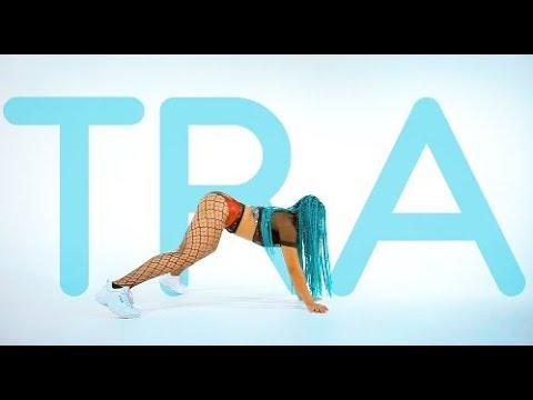 TRA TRA TRA - (DJ COBRA REMIX) ✘ GHETTO KIDS ✘ MAD FUENTES (VIDEO COREOGRAFIA)
