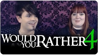 Would You Rather 4! - Tag Video!
