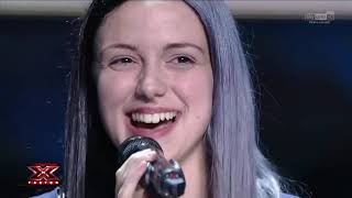XF12 Italy 2018 Best Audition   Camilla  La sera dei miracoli