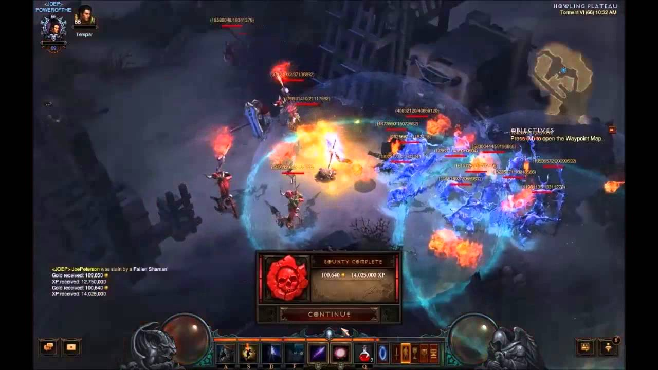 diablo 3 quick leveling with adventure mode youtube