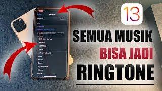 Ios 13 custom ringtone iphone jauh lebih mudah ditambah lagi safari pada sudah bisa download file musik cukup butuh 1 aplikasi garageband c...