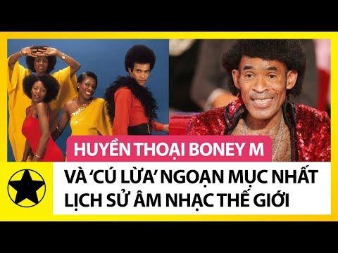 Huyền Thoại Boney M Và 'Cú Lừa' Ngoạn Mục Nhất Lịch Sử Âm Nhạc Thế Giới