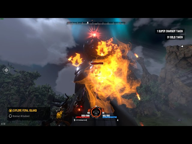 Almighty: Kill Your Gods Early Access PC gameplay - Angering the Gods in Feral Island
