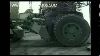 Slag Dumping truck