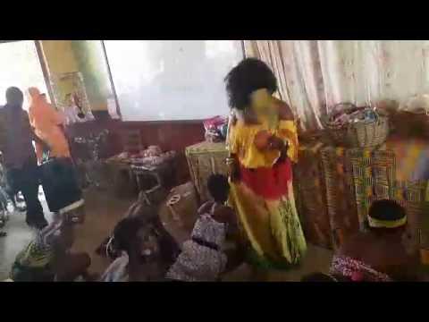 Lighting  Up Ghana Journey 2017  Cultural Dance