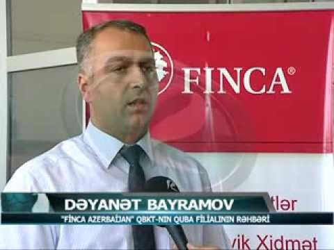 """""""FINCA Azerbaijan"""" 125.000-ci mushteriye kredit verdi"""