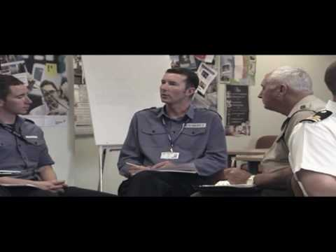 The Royal Navy: Trauma Risk Management (TRiM)