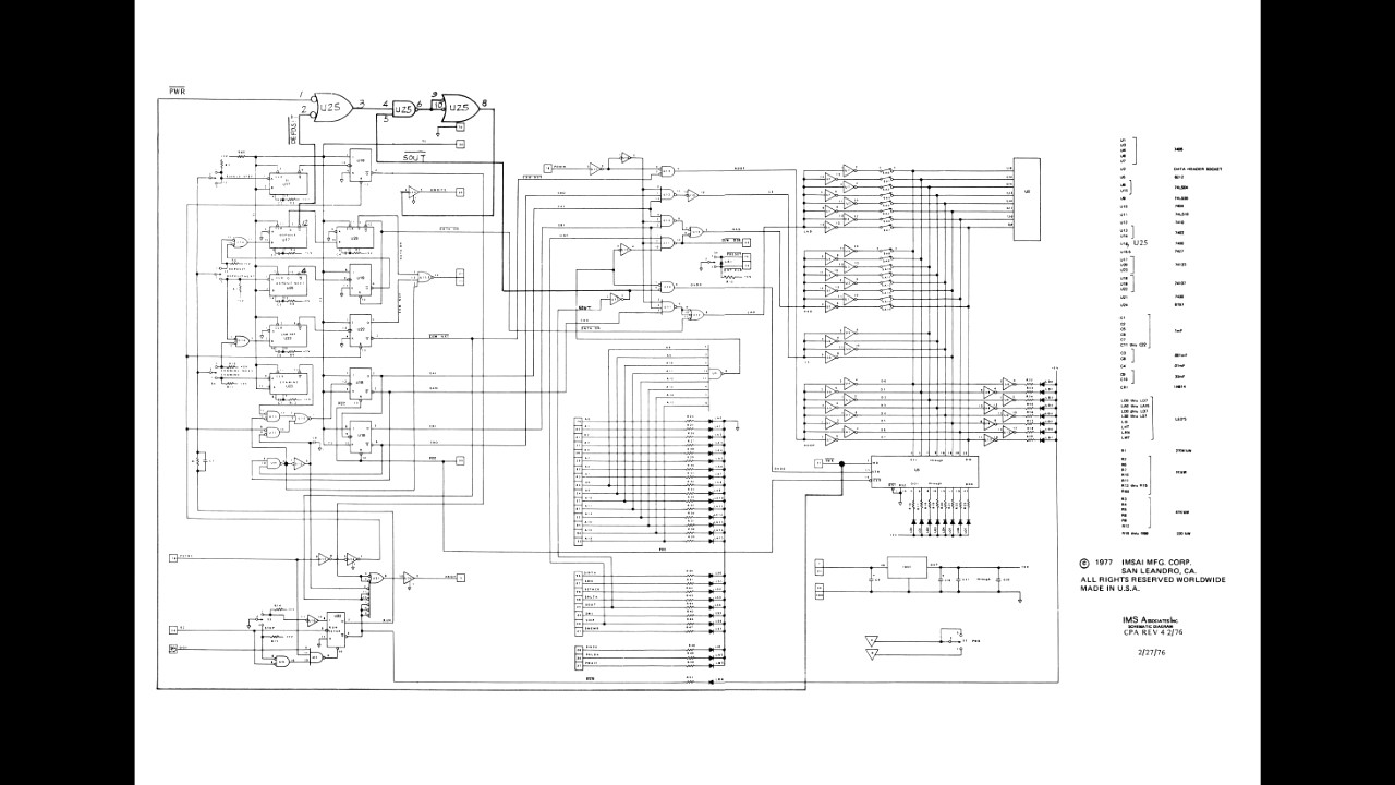 [DIAGRAM] Marshall Valvestate 8080 Circuit Diagram FULL
