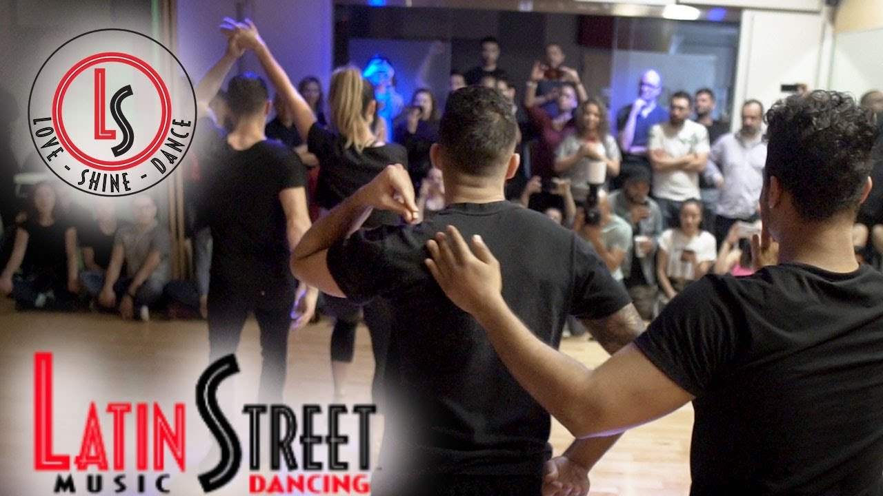 Latin Street Music & Dancing – Latin Bands, Event Production