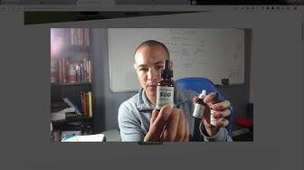 THC free cbd oil - ZERO THC to pass drug test (Hempworx)