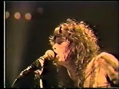 Aerosmith - Mama Kin - Live 1977