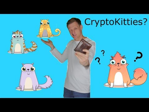 Crypto Kitties First Time Buyer