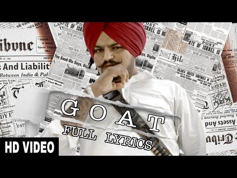 goat-(official-video)-sidhu-moose-wala-lyrics-|-punjabi-song-lyrics-2020-|-gifty-lyrics