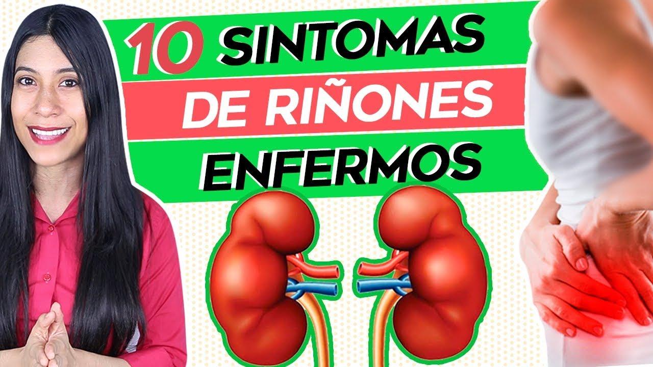 dieta para los rinones inflamados