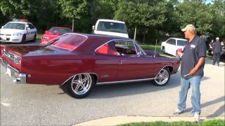 Muscle Cars and Classics Featuring 1968 Plymouth GTX DGTV CARS