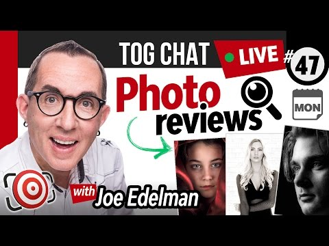 🔴 LIVE TogChat™ #47 - Photo News, Photography Talk, Tips and Photo Reviews