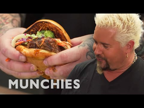 HowTo: Make Quick BBQ Brisket with Guy Fieri