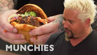How To: Make Quick BBQ Brisket with Guy Fieri