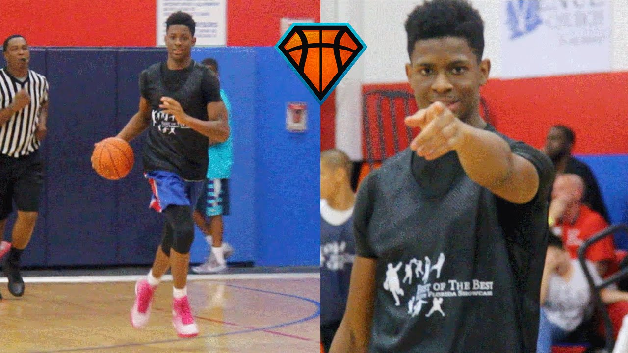 2018 Elijah Weaver Is A PURE Point Guard!!  f8f20b8ca