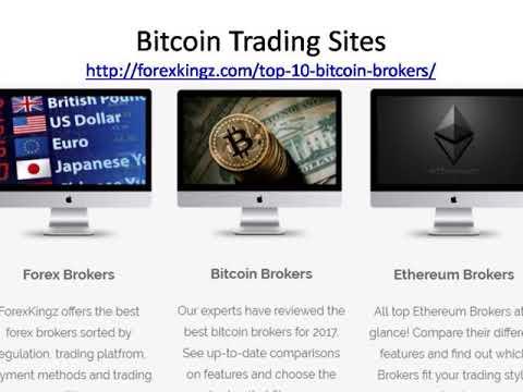 Best Bitcoin Brokers | Best Cfd Broker UK