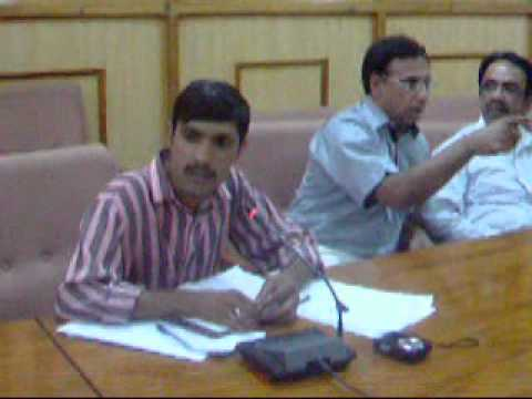 Sukhanwar Pakistan, Mushaira (June 12, 2012) Zakir Rehman