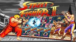 STREET FIGHTER 2 (NETENT) ONLINE SLOT