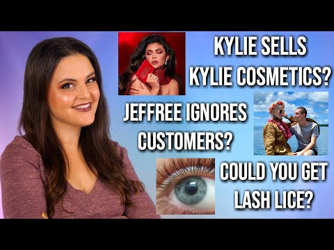 What's Up in Makeup NEWS! Kylie Sells Kylie Cosmetics? Jeffree Ignores Customers? And MORE! thumbnail