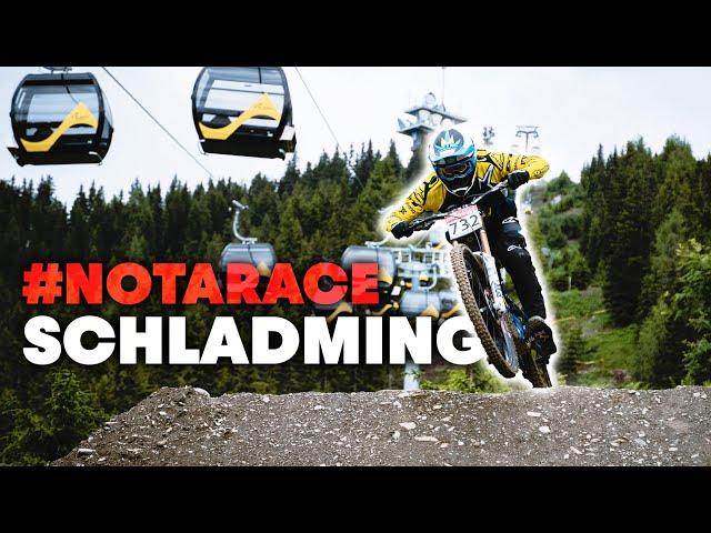 Preseason Downhill Gathering in Schladming! | #NotARace
