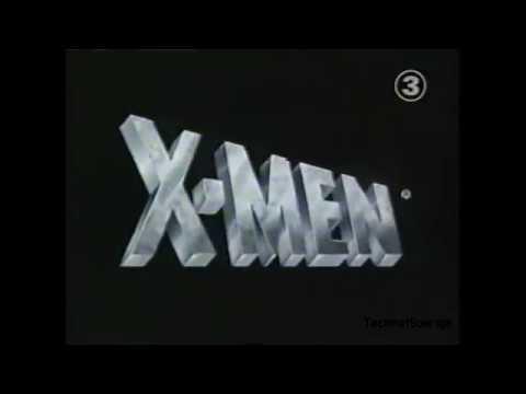 X-MEN TV3 - Intro Svenska/SWEDISH