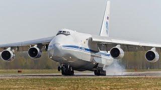 Ан-124-100 RA-82035 Россия - ВВС. Тверь - Мигалово 2014 KLD/UUEM