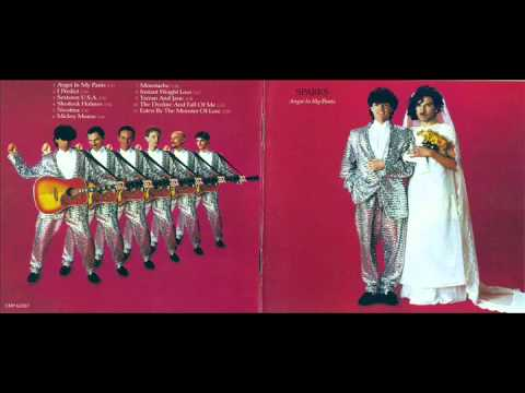 Sparks-Angst in My Pants [Full Album] 1982