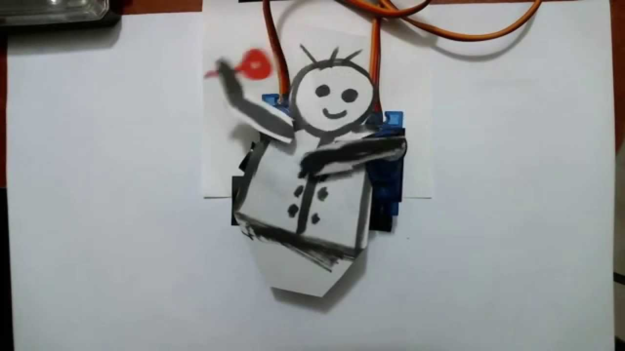 Arduino projects audio sensor motor servo youtube