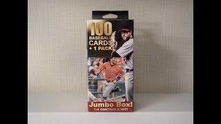 Fairfield Baseball Repack Jumbo Box:  100 Cards + 1 Pack!  ⚾