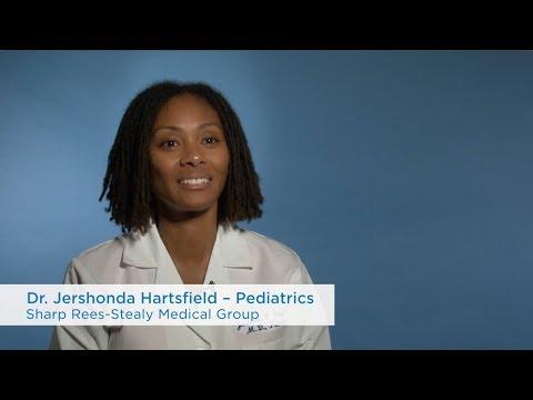 Dr. Jershonda Hartsfield, Pediatrics