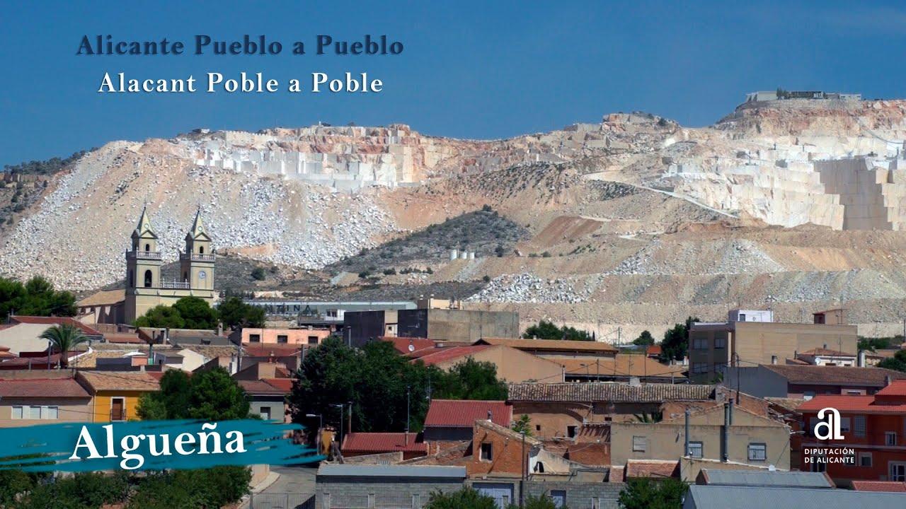 Alguena Alicante Pueblo A Pueblo Youtube