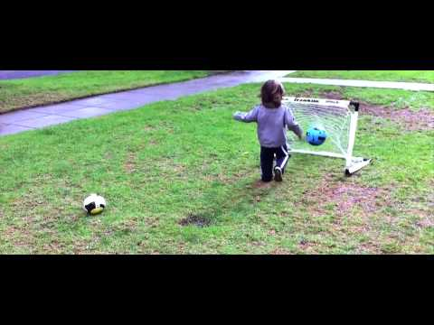 The next Messi or Ronaldo? A soccer players first 5 years of life. Brighton Lee Sagal.