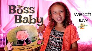 The Boss Baby - by Marla Frazee
