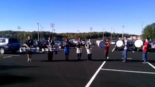 brooke point high school drumline cadence 2012