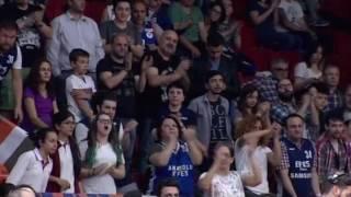 Anadolu Efes - Darüşşafaka Doğuş Yarı Final 1. Maç - Maçın Adamı / Thomas Heurtel