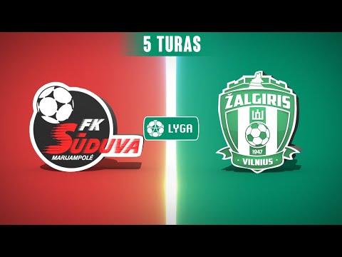 Suduva Zalgiris Goals And Highlights